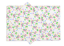 Baby bed quilt cover Stock Photo