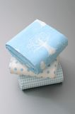 Baby Bed Sheets Royalty Free Stock Images