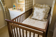 Baby bedroom Royalty Free Stock Photo