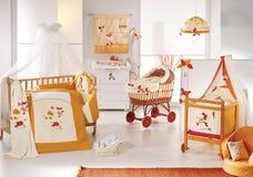Baby bedroom. Stock Images
