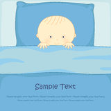 Baby beds Stock Image