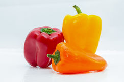 Baby Bell Peppers Stock Images