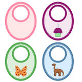 Baby bibs Royalty Free Stock Image