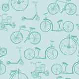Baby Bicycle Background Royalty Free Stock Image