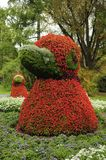 Baby Bird: Mainau Botanical Gardens. Mainau Botanical Gardens near Konstanz, Germany stock photo