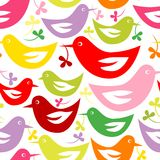 Baby bird ornament Stock Image
