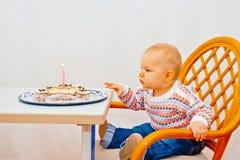 Baby birthday Royalty Free Stock Image