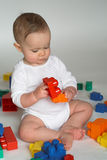 Baby Blocks Stock Image