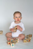 Baby Blocks Stock Photography