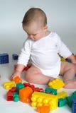 Baby Blocks Stock Photos
