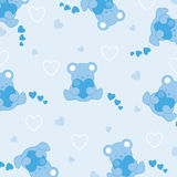 Baby blue background Royalty Free Stock Images