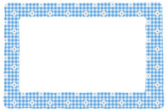 Baby Blue Background for your message Royalty Free Stock Images