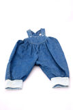 Baby denim Royalty Free Stock Images