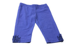 Baby Blue Pants Royalty Free Stock Photo