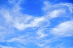 Baby Blue Sky Stock Photos