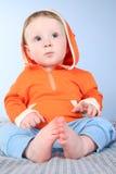 Baby body royalty free stock photo