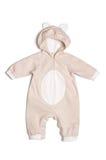 Baby bodysuit. Isolated on white background Stock Photos
