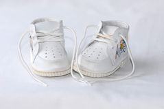 Baby boots Royalty Free Stock Photos
