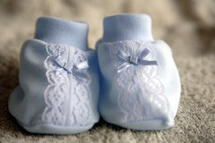 Baby Boots Royalty Free Stock Image