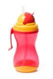 Baby bottle Stock Image