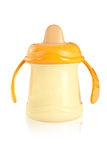 Baby bottle Royalty Free Stock Photos
