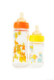 Baby bottle Royalty Free Stock Image