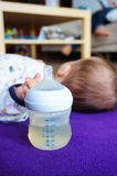 Baby bottle Stock Images