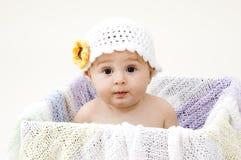Baby in Box Stock Photos