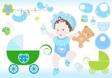Baby boy Stock Photography