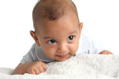 Baby boy Royalty Free Stock Photography