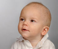 Baby boy Royalty Free Stock Images