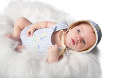 Baby boy Stock Photos