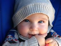 Free Baby Boy Royalty Free Stock Photography - 45901507
