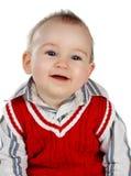 Baby boy (8 months) Stock Photos