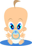 Baby-boy Stock Photo