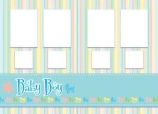 Baby Boy album Royalty Free Stock Photo