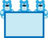 Baby Boy Announcement Card Stock Photos