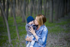 Baby boy. Background, happy baby boy, portrait Stock Photos