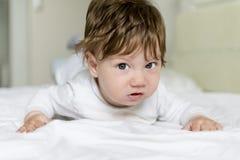 Baby boy. Background, happy baby boy, portrait Stock Photo