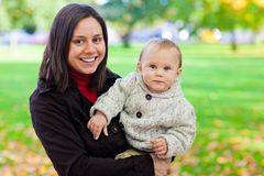 Baby, Boy, Caucasian, Child, Family Stock Photo