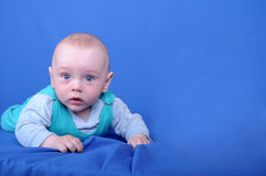 Baby boy Stock Image
