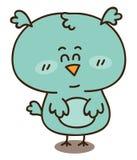 Baby boy owl Royalty Free Stock Photo
