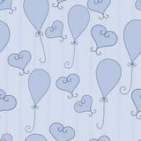 Baby boy pattern Stock Photo