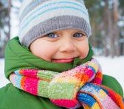 Baby Boy Portrait stock images