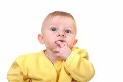 Baby Boy Portrait Stock Photography