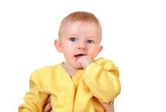 Baby Boy Portrait Royalty Free Stock Image