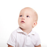 Baby boy Royalty Free Stock Photos