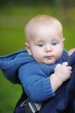 Baby boy portrait Royalty Free Stock Photos