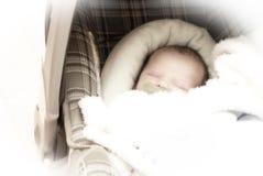 Baby boy Sleeps Royalty Free Stock Image