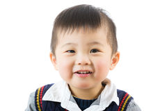Baby boy smile Royalty Free Stock Photo